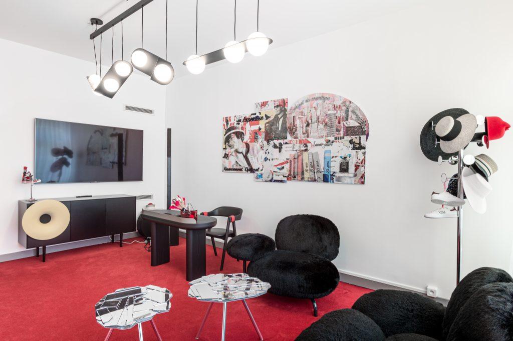 Le bureau de Claudine Annunziata chez WAA & Associés